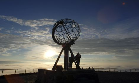 Cap Nord - région du Finnamrk - Norvège - Johan Wildhagen/Visitnorway.com