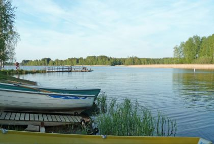Kyyhkylan Kartano Hotel - Mikkeli - Finlande - Sophie Frossard