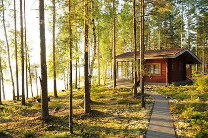 Mökki en Finlande - Anneli Hongisto / Visit Finland
