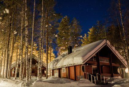 Auberge de Loma Vietonen - Rovaniemi - Laponie - Finlande - Juliette ROBERT/HAYTHAM-REA/Comptoir des Voyages