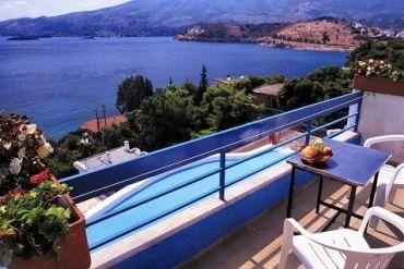 Panorama Apartements - Poros - Grèce - Fotini Grouba