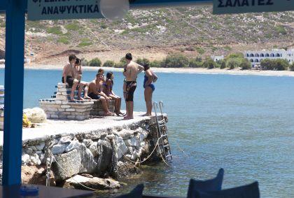 Chora - Naxos - Cyclades - Grèce - Emmanuelle Aguilar