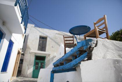 Chora - Ile de Naxos - Cyclades - Grèce - Emmanuelle Aguilar