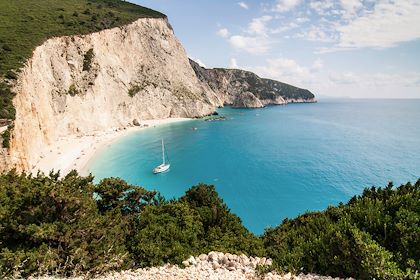 Île de Leucade - îles ioniennes - Grèce - Nolight / fotolia.com