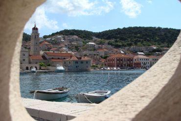 Pucisca - ile de Brac - Croatie