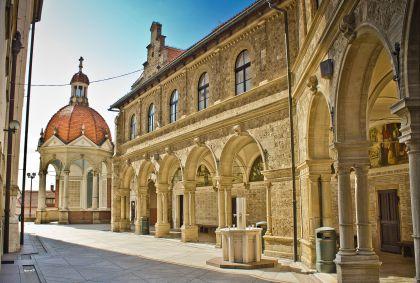 Eglise Marija Bistrica - Zagorje - Croatie - xbrchx  / fotolia.com