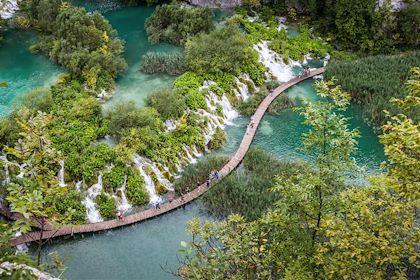 Parc national des lacs de Plitvice - - UMB-O/fotolia.com