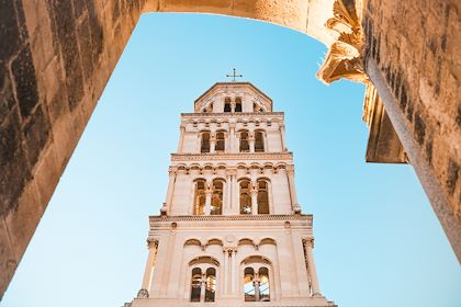 Palais de Dioclétien - Split - Dalmatie - Croatie - Niyazz/stock.adobe.com