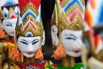 Marionnette - Bali - Indonésie - RCH / fotolia.com