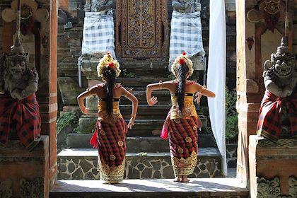 Danseur Barong - bali - Indonésie - m fahrur / fotolia.com