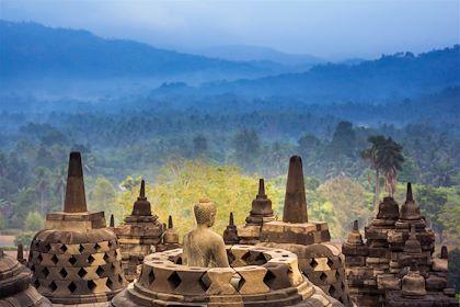 Temple Borobudur - Yogyakarta - Java - Indonésie - happystock/fotolia.com