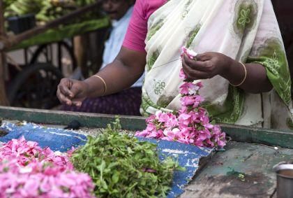 Sur la route de Chettinad - Tamil Nadu - Inde - Emmanuelle Aguilar