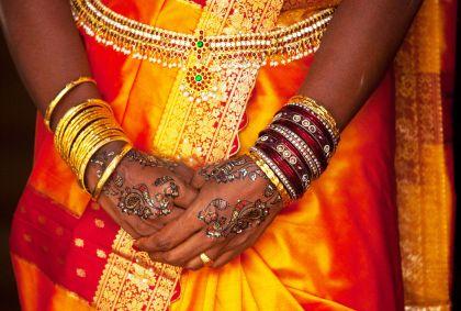 Mariée  indienne - Inde - Galyna Andrushko/fotolia.com