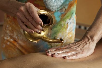 Massage ayurvédique - Kerala - Inde - Ramstock/fotolia.com