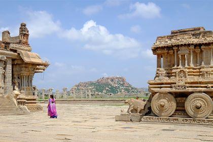 Le temple Vittala - Hampi - Karnataka - Inde - Maryline Goustiaux