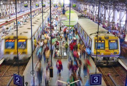 Gare Victoria Terminus (Chhatrapati Shivaji) - Etat du Maharashtra - Mumbai (Bombay) - Inde - Tuul et Bruno MORANDI