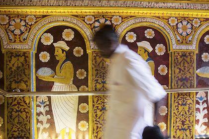 Temple de la Dent - Kandy - Centre - Sri Lanka - Marta Nascimento/REA/Comptoir des Voyages