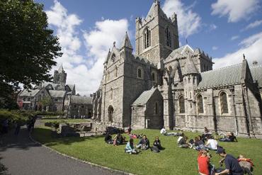 Christchurch Cathedral - Dublin - Irlande - Office du tourisme d'Irlande