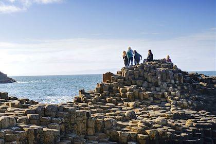 La Chaussée des Géants - Antrim - Irlande - Chris Hill/Tourism Ireland Imagery