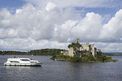 Croisière sur le Shannon - Irlande - Le Boat
