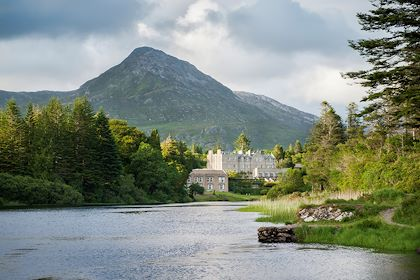 Ballynahinch Castle Hotel - Connemara - Compté de Galway - Big Smoke Studio / Tourism Ireland