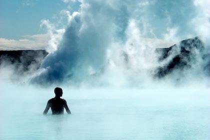 Blue Lagoon - Péninsule de Reykjanes - Islande - Manueti / Fotolia.com