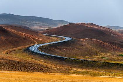 Sur la route - Islande - Pyty/fotolia.com