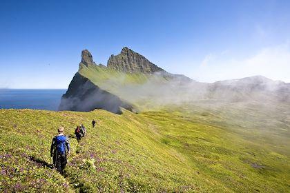 Hornbjarg - Isafjordur - Islande - Agust Atlason/Visit Westfjord