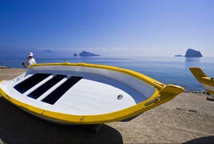Île de Panarea - Îles Eoliennes - Sicile - Italie - DEGAS Jean-Pierre/hemis.fr