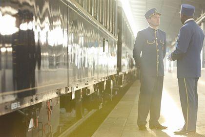 Train Venice Simplon Orient Express - Venise -  Italie - Matt Hind