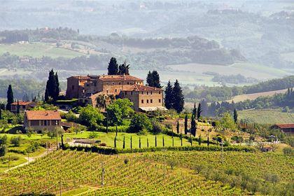 Paysage de Toscane - Italie - LianeM/fotolia.com