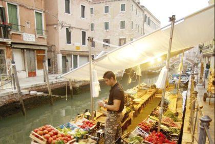 Marché à Venise - Italie - Andrea Pistolesi/hemis.fr