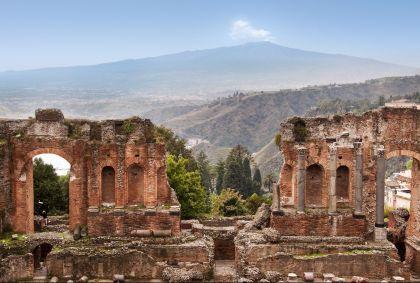 Taormina - Sicile - Italie - Delphotostock/Stock.adobe.com