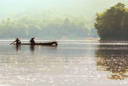 Pêcheurs - Laos - Galyna Andrushko/fotolia.com