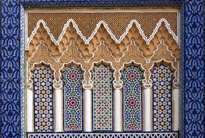 Palais Royal - Fès - Maroc - Goran Bogicevic / Fotolia.com