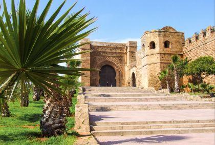 Porte des Oudayas à Rabat - Maroc - Luise/Stock.adobe.com