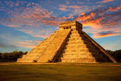 Le Castillo sur le site de Chichen Itza - Yucatan - Mexique - Jose Ignacio Soto/fotolia.com