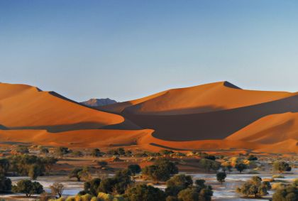 Désert du Namib - Sossusvlei - Namibie - Gondwana Collection