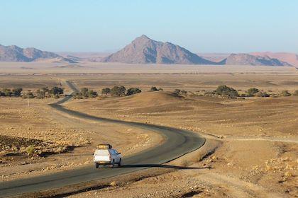 Sur la route - Namibie - Valentin Poitte
