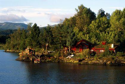 Fjord - Norvège - Patrick Le Floc'h