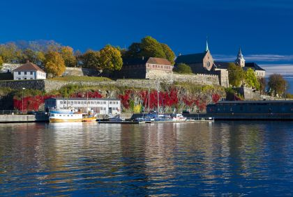 Citadelle d'Akershus - Oslo - Norvège - PHB.cz / Fotolia.com
