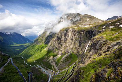 La route Trollstigen - Norddal - Norvège - Wald78/fotolia.fr