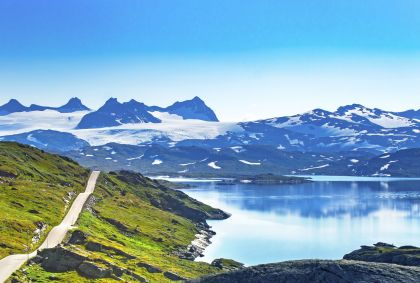 Route panoramique de Sognefjellsvegen - Norvege - Adammachowiak/Stock.adobe.com