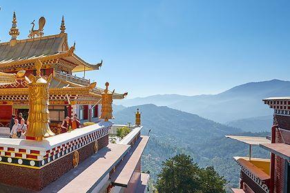 Monastère de Namo Bouddha - Népal - vladimirzhoga / fotolia.com