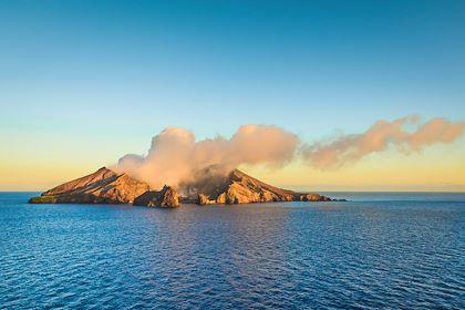 White Island - Bay of Plenty - Ile du Nord - Nouvelle-Zélande - James Stanbridge/New Zealand Tourisme