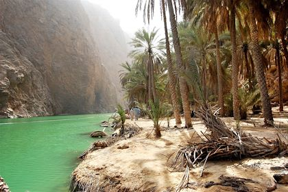 Wadi Tiwi - Oman - Lakhdar Khellaoui