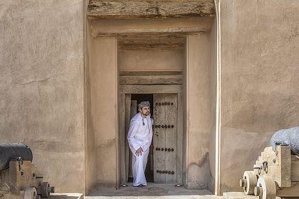 Homme à Oman - Katiekk2/Stock.adobe.com
