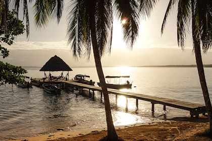 Al Natural Resort - Isla Bastimentos - Panama - Camille Lory
