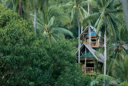 Coco beach island resort - Puerto Galera