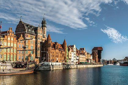 Port de Gdansk - voïvodie de Poméranie - Pologne - majonit / stock.adobe.com